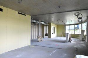 Nieuw gebouw klaar in februari 1