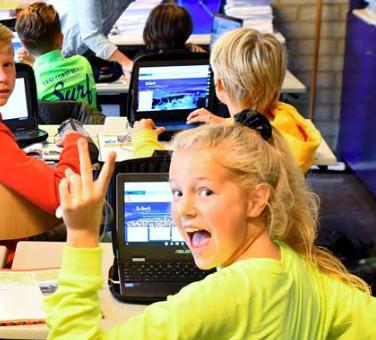 Kies je school Alphen maakt schoolkeuze makkelijker