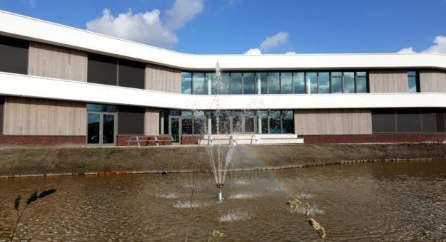 Vrijdag 6 maart officiële opening van het nieuwe schoolgebouw