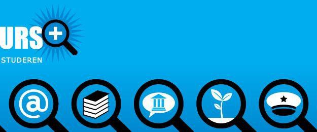 20 november: studiebeurs+ voor leerlingen uit 4 havo en 4 vwo