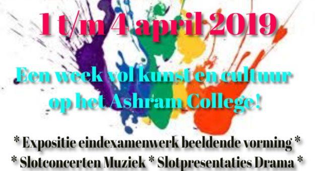Ashram Uit de Kunst! 2019
